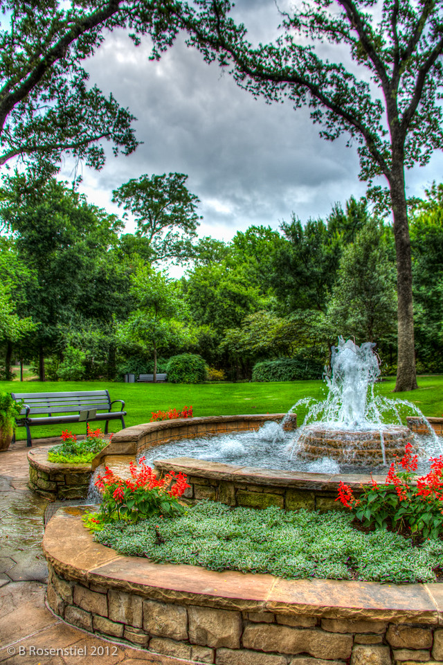 Grapevine Botanical Garden, Grapevine, TX, June, 2012
