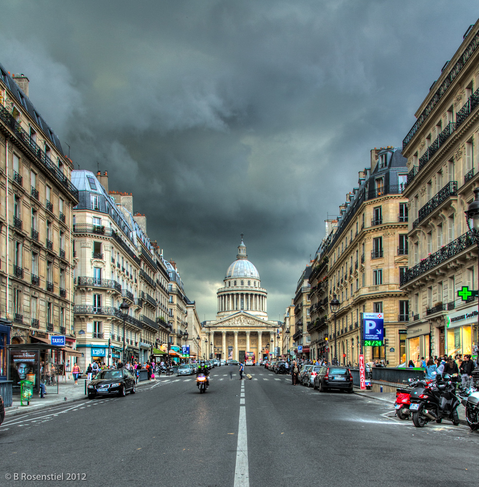 Paris, France, July, 2012